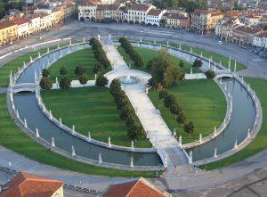 Padova: Prato delle Valle